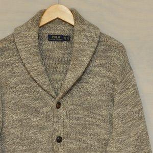 Polo Ralph Lauren Shawl Collar Sweater XXL